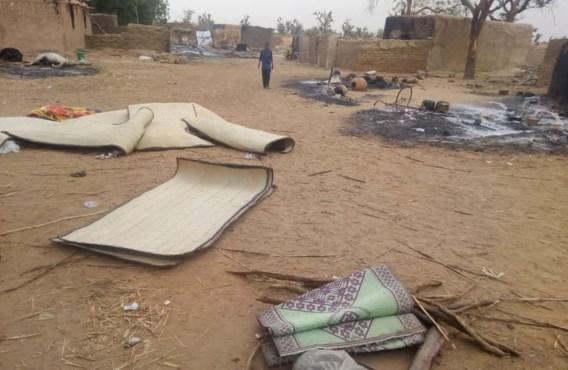 Bijna honderd doden bij aanval op dorp in Mali