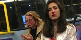 Koppel over aanval in Londense bus: 'Mensen moeten nog meer opkomen voor hun rechten'