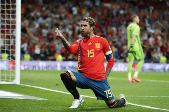 Spanje pas in tweede helft voorbij taaie Zweden, doelpunt Yaremchuk loodst Oekraïne voorbij Luxemburg