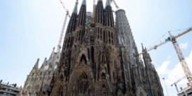 Sagrada Familia krijgt na 137 jaar eindelijk bouwvergunning