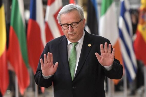 Juncker moet opnieuw rijbewijs halen