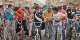 De tienjarige 'terrorist' op de fiets