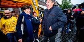 Als het regent in Bilzen, druppelt het in Brussel