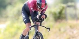 """Wout Poels was bij Chris Froome toen hij viel: """"We reden zo'n 65 km/u en hij ging keihard onderuit. Ik was in shock"""""""