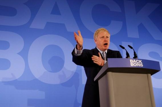 En toen waren ze nog met zeven, maar Boris staat ruim op kop