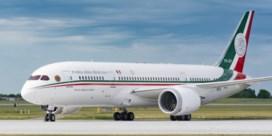 Mexico verkoopt presidentieel vliegtuig om migratieplan te financieren
