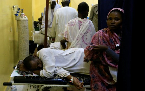 Golf van steunbetuigingen voor demonstranten Soedan op sociale media
