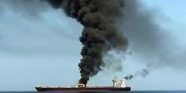 Opnieuw olietankers aangevallen in Golf van Oman