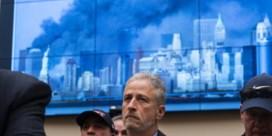 Jon Stewart houdt vurig pleidooi voor hulpverleners 9/11