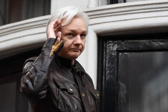 Juridische strijd rond Assange kan nu helemaal losbarsten