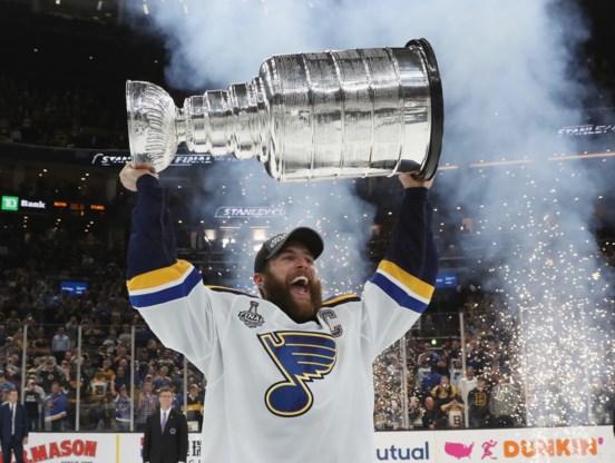 Belangrijkste ijshockey-match van het seizoen: Saint-Louis wint voor het eerst Stanley Cup