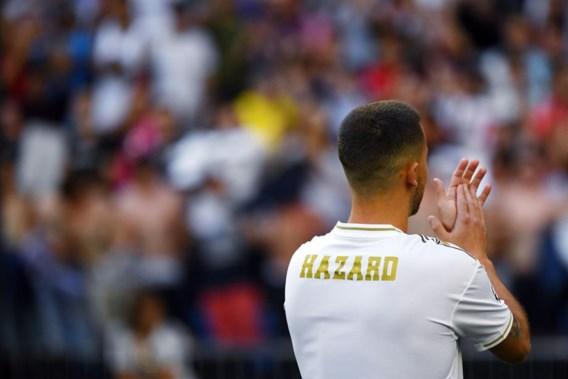 Eden Hazard voorgesteld bij Real Madrid: 'Modric zei nee toen ik nummer 10 vroeg'