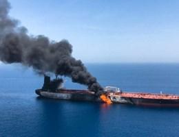VS beschuldigt Iran van aanval op olietankers, Teheran ontkent formeel