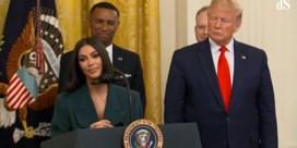 Donald Trump waarschuwt eigen advocaten voor juriste in spe Kim Kardashian