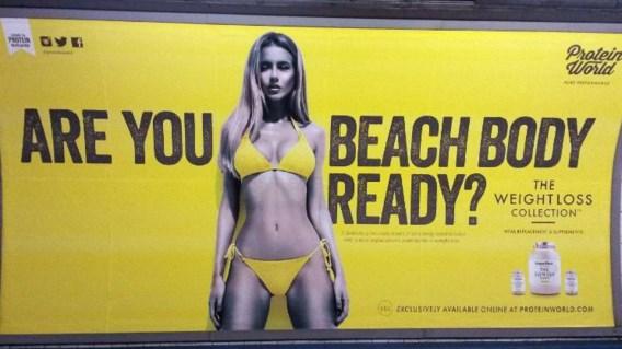 Verenigd Koninkrijk verbiedt alle seksistische reclame