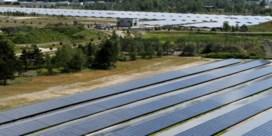Grootste zonnepark van Benelux geopend in Lommel