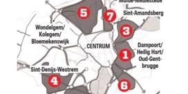 Sint-Amandsberg en Zwijnaarde krijgen verkeersplan