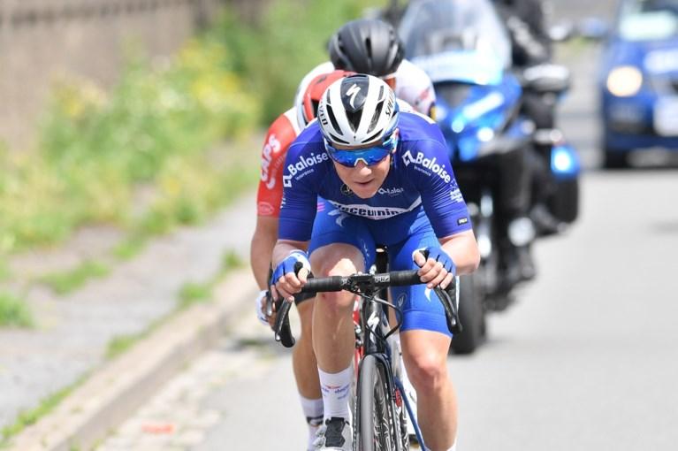 Indrukwekkende Remco Evenepoel stelt eindzege in Baloise Belgium Tour veilig, maar ritzege is voor Victor Campenaerts