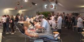 Honderden mensen geven bloed in ruil voor blik achter de schermen bij Rock Werchter