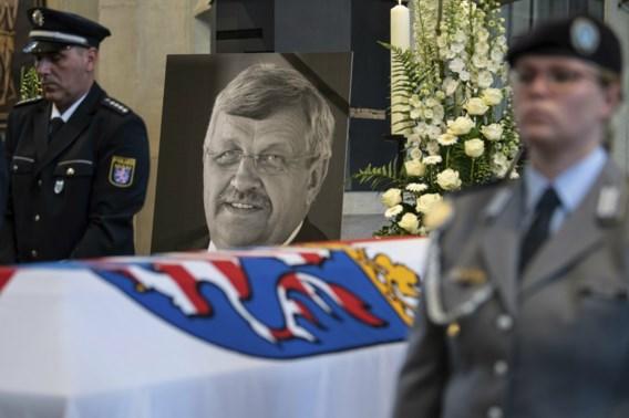 Verdachte opgepakt voor moord op CDU-politicus