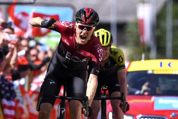 Slotrit Dauphiné gewonnen door Dylan Van Baarle, eindzege voor Jakob Fuglsang