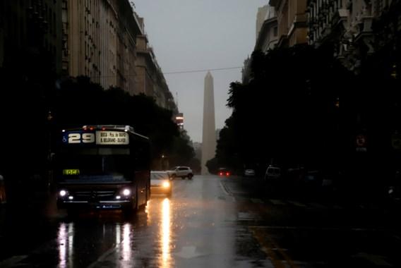 Gigantische stroompanne Zuid-Amerika grotendeels opgelost, oorzaak onbekend