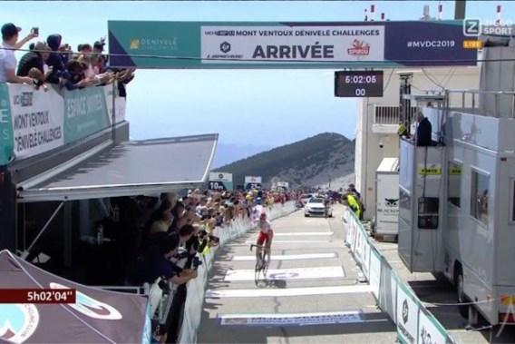 Jesus Herrada wint nieuwe Franse eendagswedstrijd met aankomst op Mont Ventoux