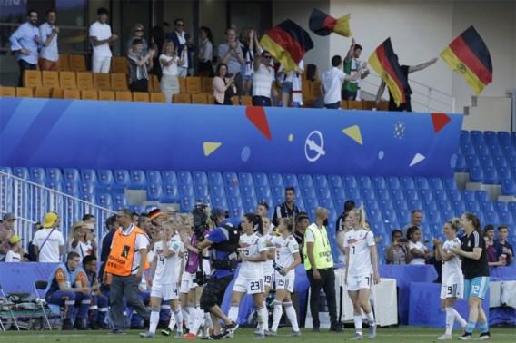 Duitsland, Spanje en China naar achtste finales op WK vrouwenvoetbal, Zuid-Afrika uitgeschakeld