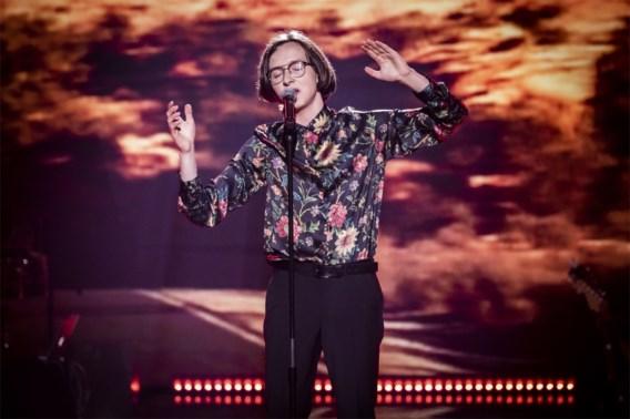 Winnaar 'The Voice van Vlaanderen' valt in op Rock Werchter
