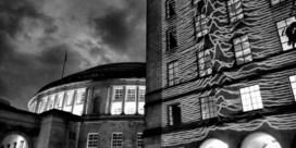 Manchester in teken van Joy Division