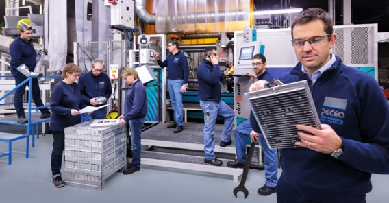 Vlaamse maakindustrie 4.0: flexibel automatiseren is mensenwerk