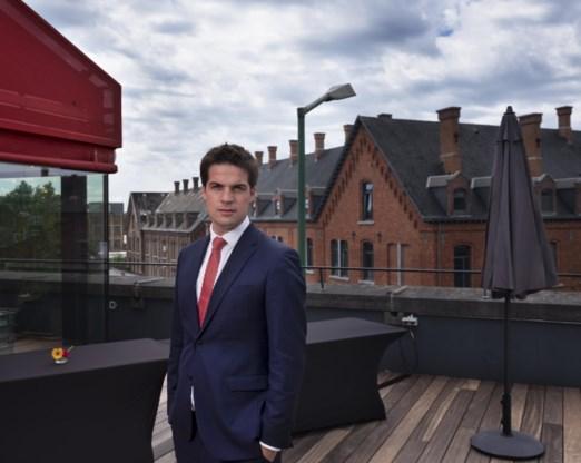 'Waal van het jaar' Thomas Dermine gaat studiedienst PS leiden