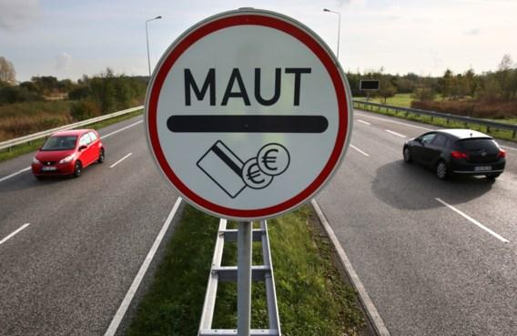Duits wegenvignet mag er van Europees Hof niet komen