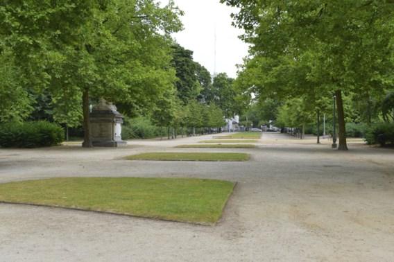 Brusselse parken sluiten dinsdagavond wegens voorspeld onweer