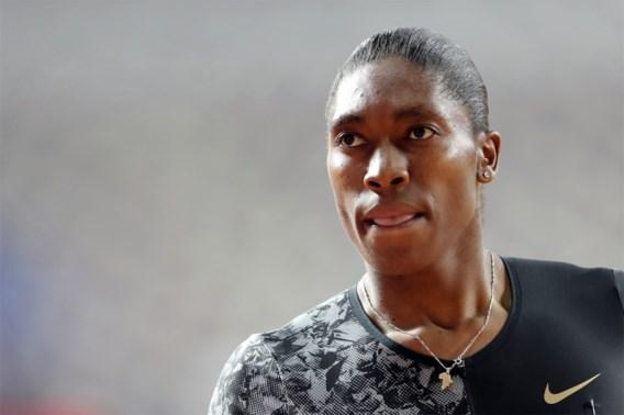 """Atletiekfederatie beschouwt vrouwen met te veel testosteron als man, Semenya voelt zich """"gebruikt als laboratoriumrat"""""""