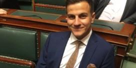 Van Langenhove reageert op ophef: 'Donderdag zetel ik vooraan in de Kamer'