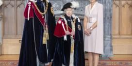 Middeleeuwse stripact levert Willem-Alexander riddertitel op