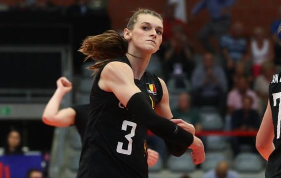 Yellow Tigers stunten nu ook in Turkije in Women's Nations League