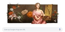 Google zet Belgische kunstenares in de kijker op homepagina