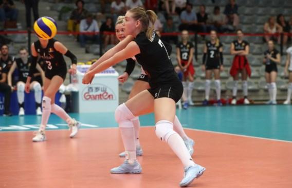 Yellow Tigers niet opgewassen tegen leider Brazilië in Women's Nations League Volley