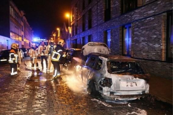 Zeven arrestaties in onderzoek naar autobranden in Antwerpen