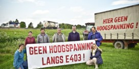 West-Vlaams verzet tegen hoogspanningslijn: 'We gaan dit hard spelen'