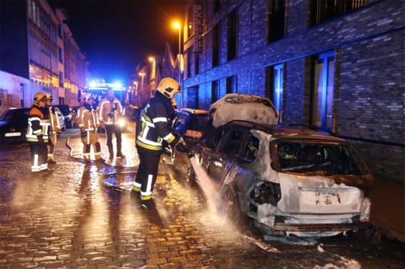 Maar één arrestant aangehouden na Antwerpse brandstichtingen