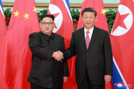 Chinese president Xi en Noord-Koreaanse leider Kim starten besprekingen in Pyongyang