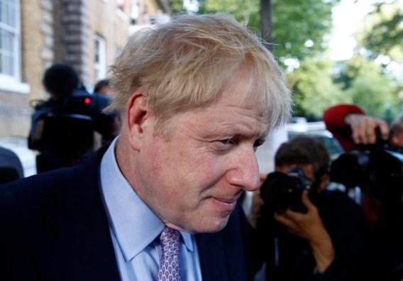 Johnson vermijdt tweestrijd met aartsrivaal Gove voor Conservatief leiderschap