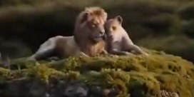 Beyoncé zingt 'Can you feel the love tonight' in nieuwe teaser 'The lion king'