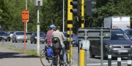 Amper één op de twaalf flitspalen in Brugge flitst effectief