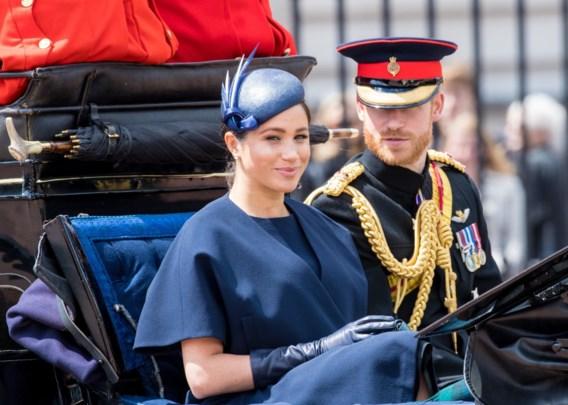 Prins Harry en Meghan Markle delen nieuwe foto van baby Archie