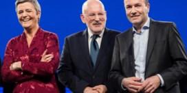 De zwanenzang van de Spitzenkandidaten