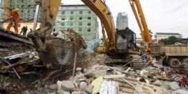 Minstens zeven doden bij instorting van gebouw in Cambodja
